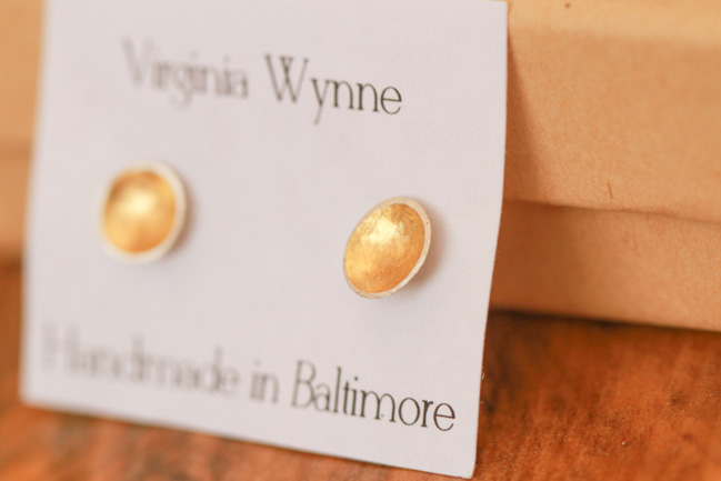 Virginia Wynne handmade jewelry