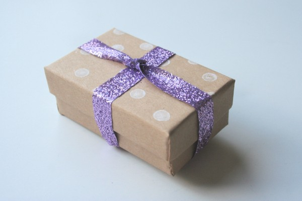 Cute little present box