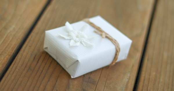 Creative gift packaging from Fair Ivy