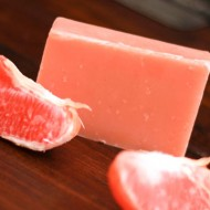 Grapefruit shea soap - monthly surprise gifts from fairivy.com