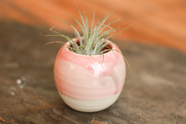 White Peach Pottery - Handmade Ceramic Bowl
