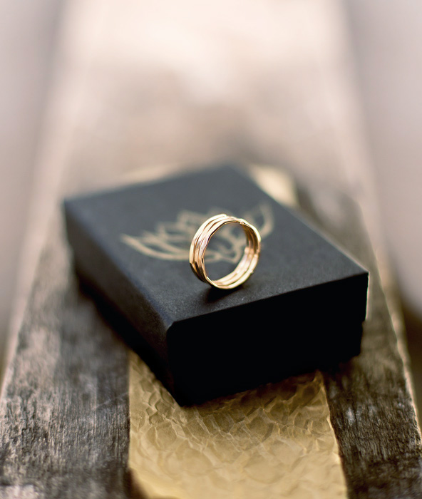 November-gift-gold-handmade-ring
