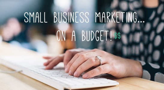 Small Business Marketing on a Budget