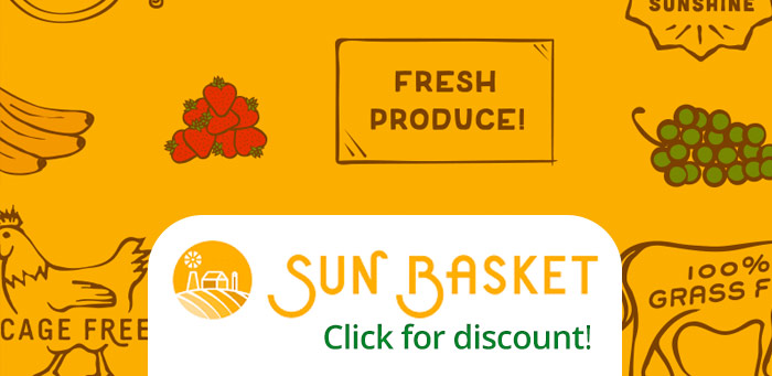 SunBasket Promo Code, Delicious food delivered!