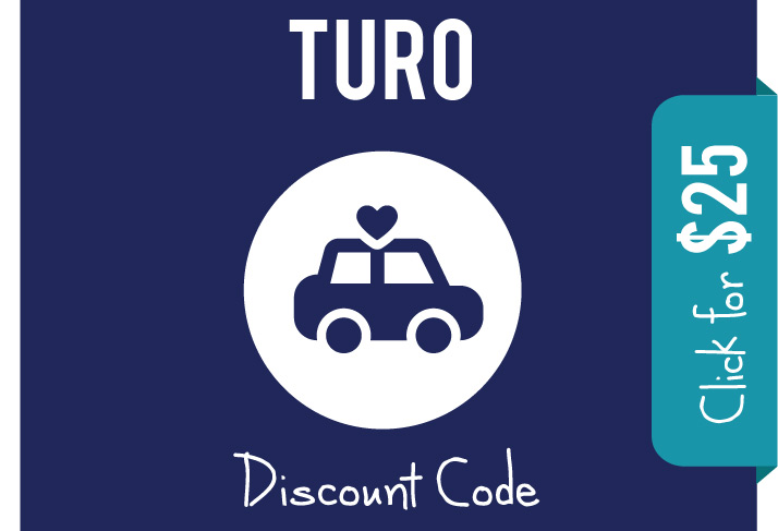 Turo Discount Code: Get $25 to rent a car from owner!