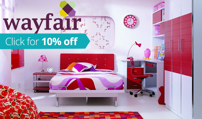 Wayfair coupon codes 10 off
