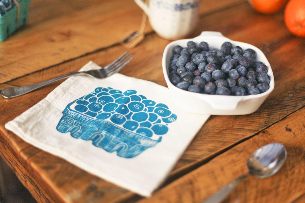 blueberryserviettes