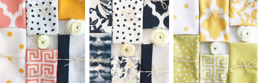 Handmade Table Linens from Wolf & Irving