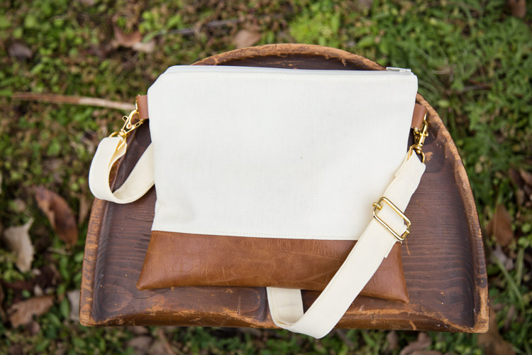 Crossbody Purse {the Rosemary Subscription}