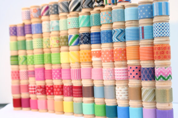 Washi Tape Giveaway - From Fair Ivy and StickerStop