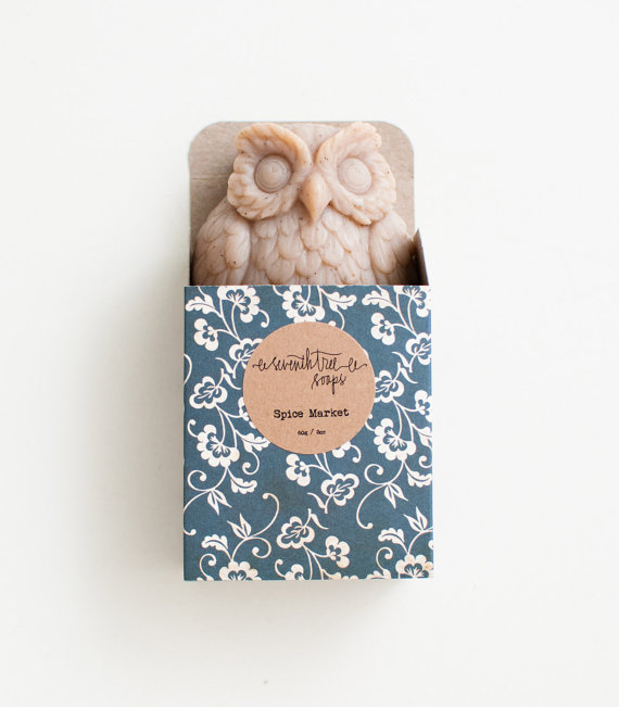 Handmade soap: Lovely handmade gift ideas from Fair Ivy