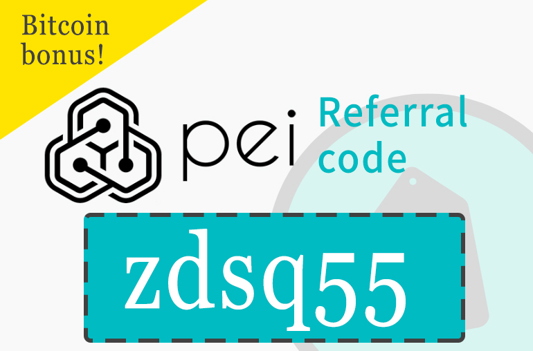 Pei App Referral Code | Sign Up with code: zdsq55