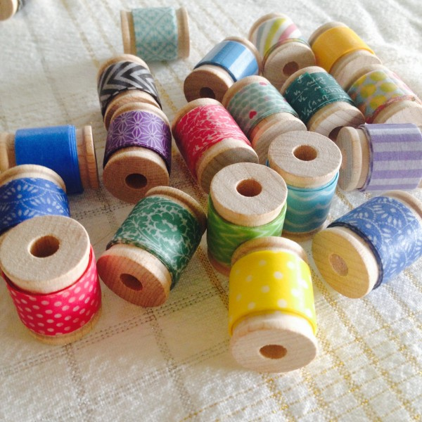 Cute packaging tips - Washi tape