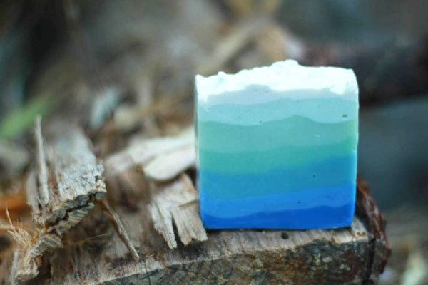 Handmade Ocean Breeze Soap - Monthly Surprises for Women by Fair Ivy
