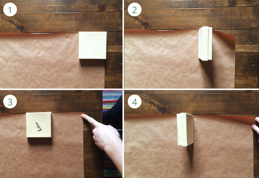 Wrapping a gift : A simple guide