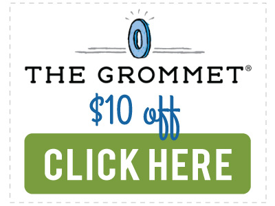 The Grommet Promo Code: Get a $10 discount coupon on unique gifts from The Grommet!