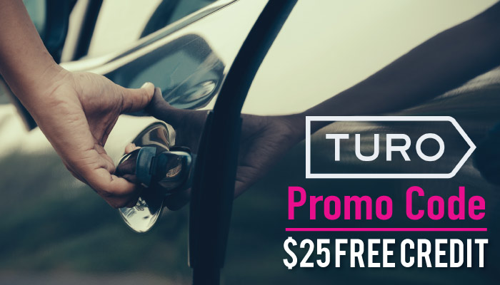What is Turo? Get $25 free with a Turo Promo Code