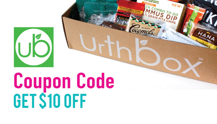 What is UrthBox? Get $10 off with this UrthBox Coupon Code link