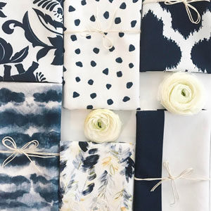 Wolf & Irving Handmade Table Linens